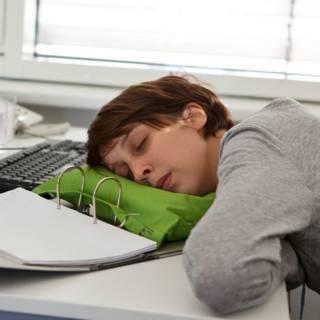 Büroschlaf - Für das Nickerchen zwischen den Akten