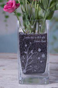 Designen Sie Ihre persönliche Glas-Vase
