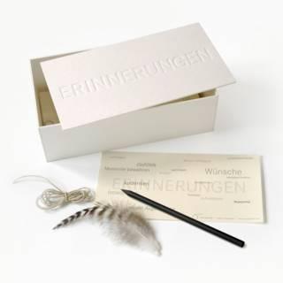 Eine Schachtel voller Erinnerungen
