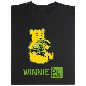 Fair gehandeltes Öko-T-Shirt: Winnie PU