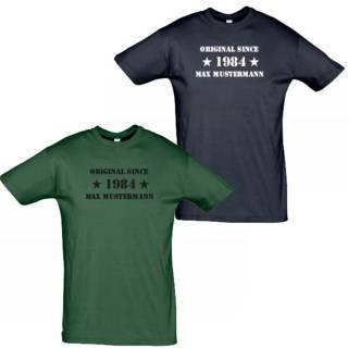 "Herren T-Shirt ""Original since"""