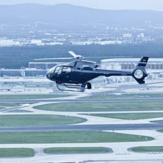 Hubschrauber selber fliegen - Egelsbach