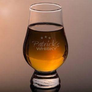 Nosing-Whiskyglas gravieren lassen