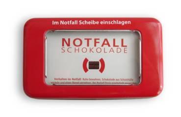 Notfall-Schokolade