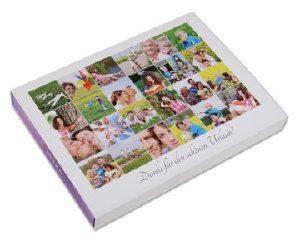 Personalisierte Foto-Verpackung