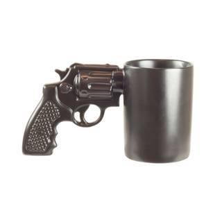 Revolver-Tasse
