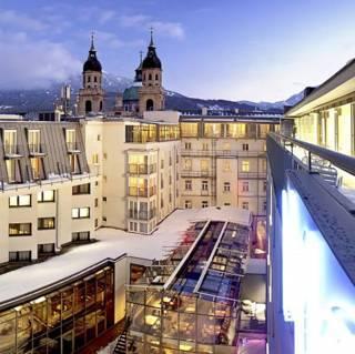 Romantik-Kurzurlaub mit Wellness für 2 - Innsbruck